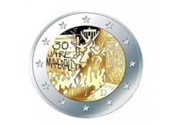 2 Euro Duitsland 2019 A Val van de Berlijnse Muur Unc