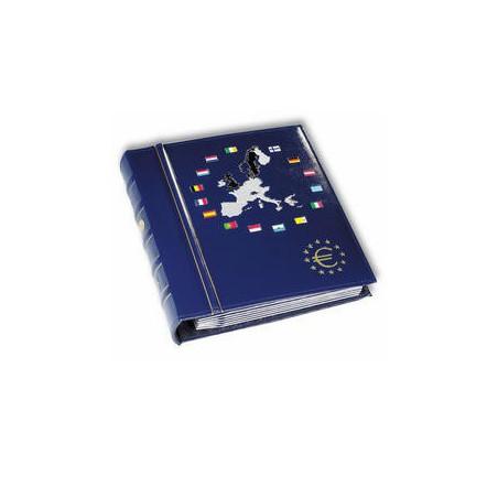 Leuchtturm Vista euroalbum Voor de 1e 12 landen inclussief cassette