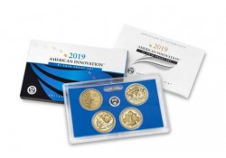 Proofset United States of America 2019 Innovation Dollar set