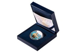 Spanje 2019 10 Euro Centenary of the world tour Zilver Proof