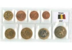 Verpakking strip voor 8 euromunten
