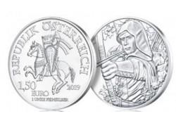 Oostenrijk 2019 1½ Wiener Robin Hood 1 Ounce zilver