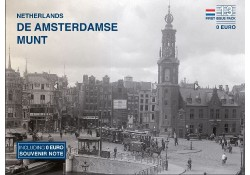 First Issue Pack nummer 13  De Amsterdamse Munt