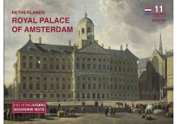 First Issue Pack nummer 11 Roal Palace of Amsterdam