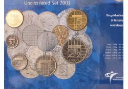 UNC set 2001