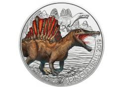 Oostenrijk 2019 3 euro Spinosaurus Unc