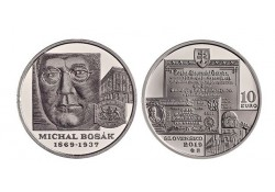 Slowakije 2019 10 Euro Bu 'Michal Bosak'