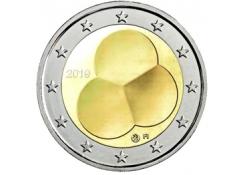 2 euro Finland 2019 100 JAAR grondwet Unc