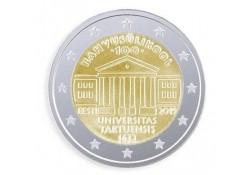 2 Euro Estland 2019 Universiteit van Tartu Unc
