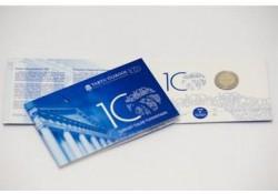 2 Euro Estland 2019 Universiteit van Tartu Bu in coincard