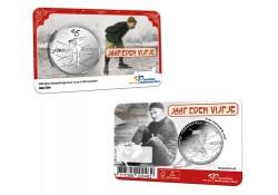 Nederland 2019 Het Jaap Eden Vijfje Bu in coincard Voorverkoop*