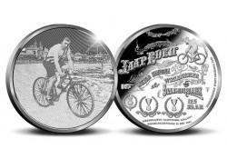 Nederland 2019 Het Jaap Eden Vijfje en penning Zilver proof Prestige/herdenkingsset Voorverkoop*