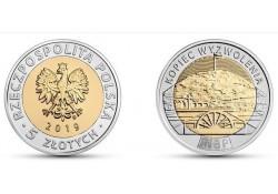 Polen 2019 5 Zlote Unc 100 jaar onafhankelijkheid