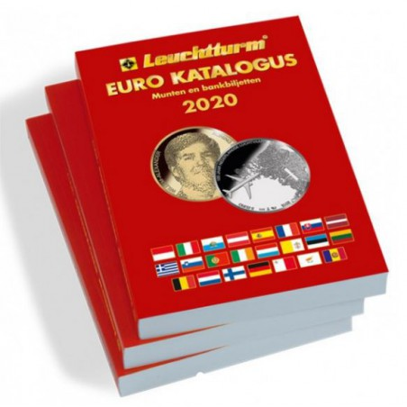 Leuchtturm Euro Catalogus 2020 (Ned versie)