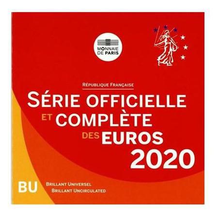 Bu set Frankrijk 2020