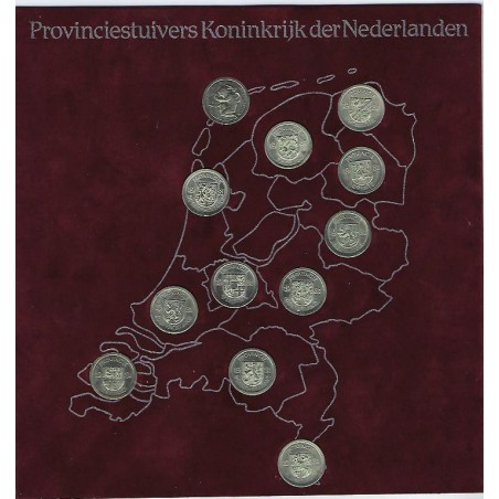 Penning Suivertjes 12 provincies