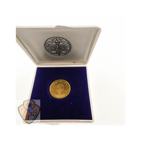 Nederlandse Antillen 1978 100 Gulden Willem I Goud