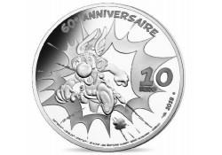 Frankrijk 2019 10 Euro De dochter van Vercingetorix. Zilver proof
