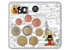 Bu set Frankrijk 2019 Asterix 60 jaar