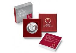 Oostenrijk 2020 20 Euro '100 jaar Salzburg Festspiele' Proof Presale*