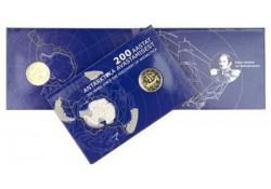 2 Euro Estland 2020 Éxpeditie Antartica' Unc