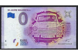 0 Euro Biljet Germany 2019...