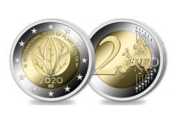 2 Euro België 2020...