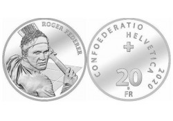 Zwitserland 2020 20 Franc...