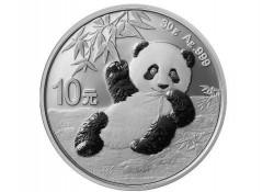 China 2020 10 Yuan Panda 1...