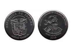 Panama 2019 ½ Balboa...
