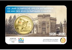België 2020 2½ euro...