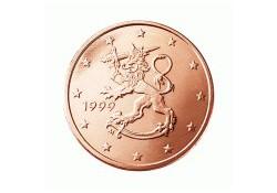 5 Cent Finland 2002 UNC