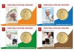 50 Cent Vaticaan 2020 Unc...