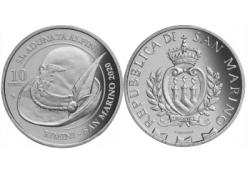 San Marino 2020 10 Euro...