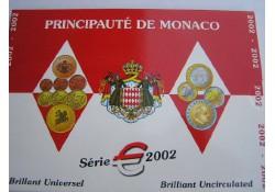 Monaco 2002 Bu set