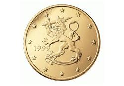 50 Cent Finland 1999 UNC