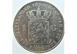 Nederland 1 Gulden 1864...