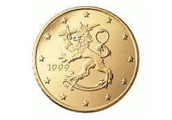 50 Cent Finland 2000 UNC