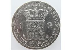 Nederland 1821 1 Gulden...
