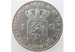 Nederland 1856 1 Gulden...