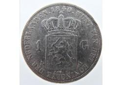 Nederland 1840 1 Gulden...