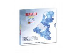Nederland 2020 Beneluxset...