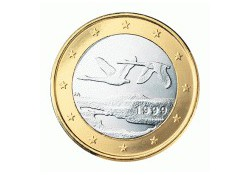 1 Euro Finland 2007 UNC