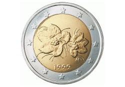 2 Euro Finland 1999 UNC