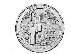U.S.A ¼ Dollar Weir Farm...