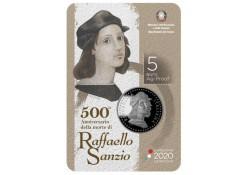 Italië 2020 5 euro...