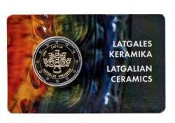 2 euro Letland 2020 'Letse...