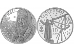 Slowakije 2020 10 Euro...