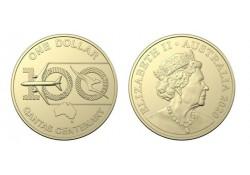 Australië 1 dollar 2020...