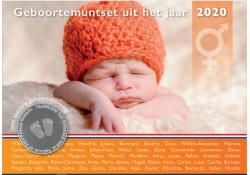 Nederland 2020 Babyset...
